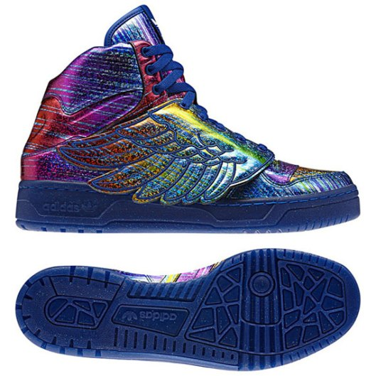 ADIDAS BY JEREMY SCOTT - HOLOGRAM